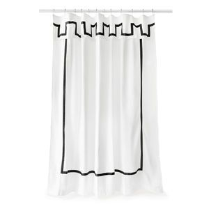 Shower Curtains Santorini Shower Curtain By Jon Adler Like The