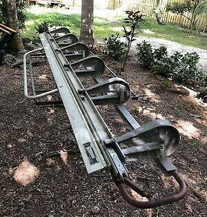 10 6 Aluminum Steel Metal Trim Siding Brake 26g Steel Stand Slitter Included Ebay Siding Trim Sheet Metal Fabrication Metal Trim