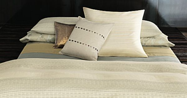 Neutral Double Weave By Calvin Klein Home Look For Guest Bdrm