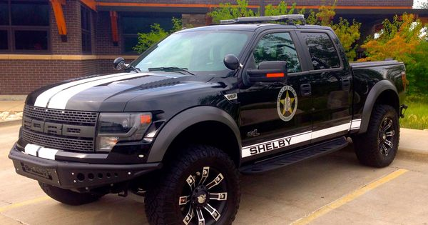 Ford Raptor Police Truck: Park City, Utah | Man On The ...