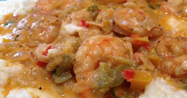 grits cakes true grits with southwestern shrimp recipe dishmaps grits ...