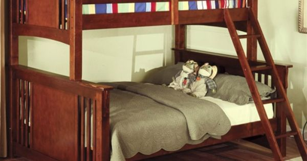 Levi Twin Over Full Bunk Bed Twin Over Full Bunk Bed Bunk Beds Full Bunk Beds