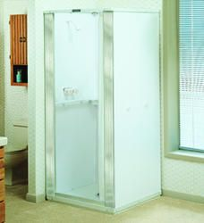 Durastall Shower Stall Model 82 Freestanding Shower Included Is