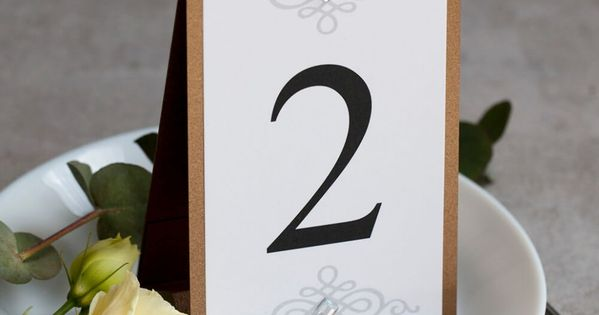 Pin By Royaldekor Zaproszenia Slubne On Numerki Na Stoly Weselne Place Card Holders Place Cards Cards