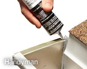 How To Fix Gutters Gutters Gutter Repair Diy Repair