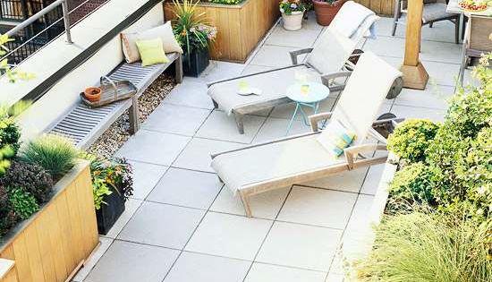 gestaltungsideen dachterrasse pflanzen und m bel homes. Black Bedroom Furniture Sets. Home Design Ideas
