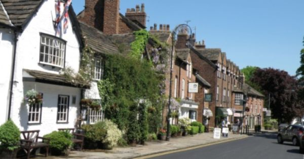 Cheshire Walk Prestbury And The River Bollin Cheshire Places Cotswolds