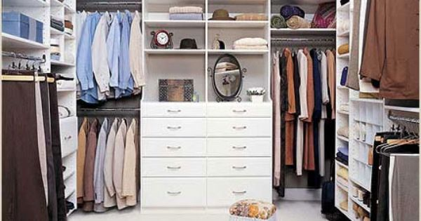 Closet Organizers Do It Yourself Do It Yourself Closet