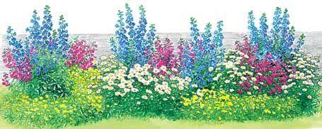 Gestaltungstipps Fur Kleine Staudenbeete Staudenbeet Garten Garten Pflanzen