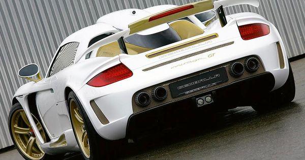 Luxury Porsche Carrera GT - HTXINTL