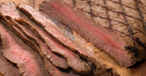 Flank steak, Steaks and Marinated flank steak on Pinterest