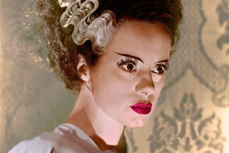 Bride of Frankenstein (1935) ELSA LANCASTER WAS WONDERFUL