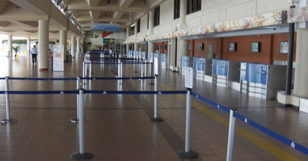 This Is The Local International Airport In Puerto Plata 10 Minutes From Sosua Airport Travel Puerto Plata
