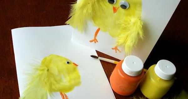Family Fun: DIY Easter Card Craft
