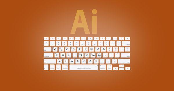 Adobe Illustrator shortcuts