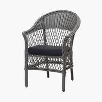 Stabelstol Sandbakke Alu Petan Outdoor Chairs Patio Chairs Garden Chairs
