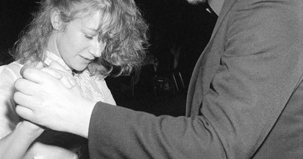 Helen Mirren And Liam Neeson In 1982 Left And Michael