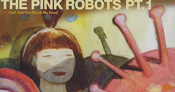 The Flaming Lips Yoshimi Battles The Pink Robots Uk Double Cd Single Set 230724