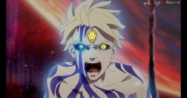 Boruto Jougan Gold Byakugan Gold Rinnegan And Karma Seal Bleach Anime Boruto Characters Baruto Manga Boruto jougan wallpapers hd