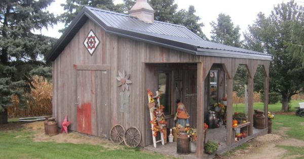 Barn quilt and garden shed garden shed pinterest for Garden shed quilting