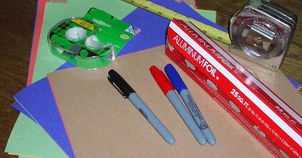 How To Make Your Own Aluminum Foil Backsplash Kitchen