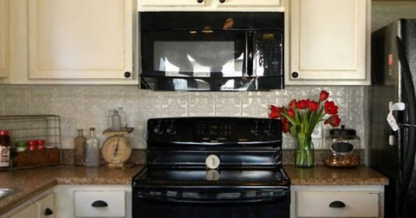 Cabinet color swiss coffee behr check it out also for Suggested colors for kitchens