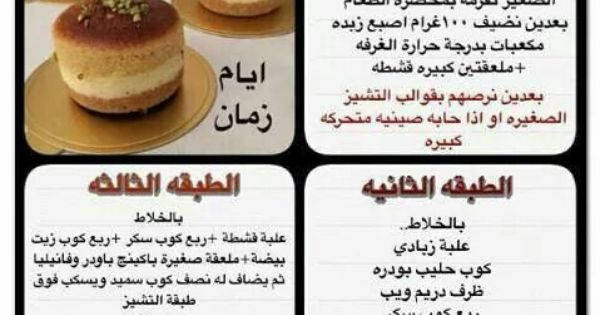 تشيز بسبوسة Recettes De Cuisine Gateaux Et Desserts Recette