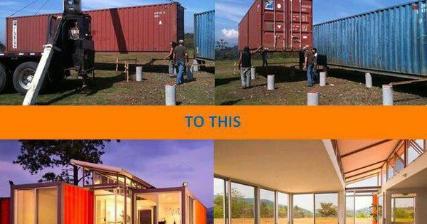 Portable Storage Buildings, Shipping Container Homes & More