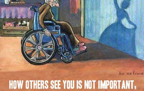 Self image - so true!