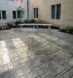 Googleの画像検索结果 Http Www Scofield Com Images Stampedconcrete Edu4bz Jpg Concrete Decor Stamped Concrete House Landscape