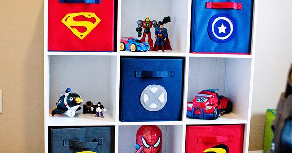 boys rooms superhero decorating ideas - Bing Imágenes