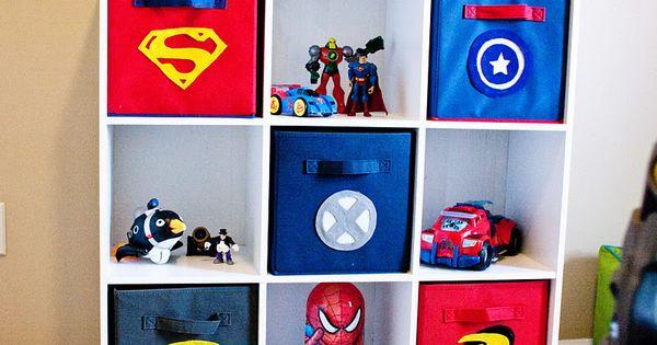 boys rooms superhero decorating ideas - Bing Imágenes