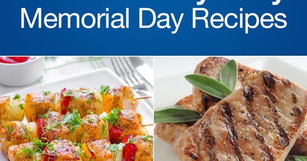 memorial day recipes healthy