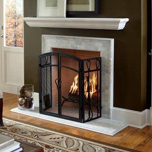 Colton Fireplace Mantel Shelf Fireplace Mantel Decor Brick