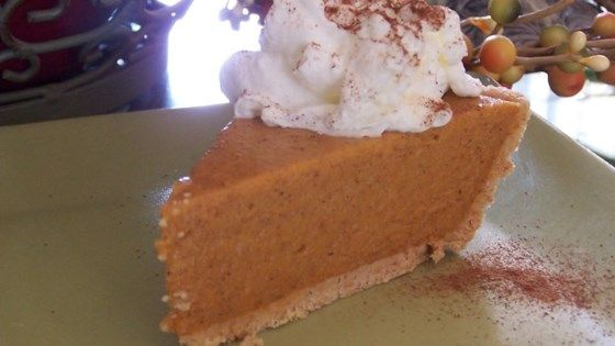 The Base Is Cooked Up On The Stove With Lots Of Spices Condensed Milk And Egg Until Thick And Creamy Pum No Bake Pumpkin Pie Pumpkin Pie Pumpkin Pie Recipes