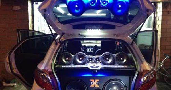 Safety Sound Polarizados Alarmas Y Sonido Para Carros Audio Do Carro Caixa De Som Automotivo Paredoes De Som