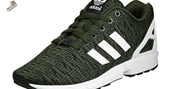 sneakers for cheap 83137 5698d Adidas Originals Womens Zx Flux Womens Training Shoes in Size 5.5 US (4  UK  36 23 EU) Green - Adidas sneakers for women (Amazon Partner-Link)   ...