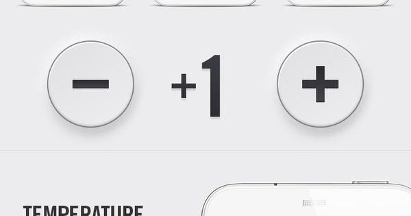 LightMeter App UI Concept 2