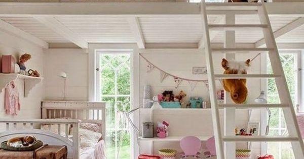 Dormitorios a doble altura dormitorios infantiles - Dormitorios infantiles dobles ...
