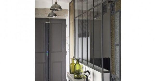 notre r ve pour notre future cuisine une cloison verri re fa on atelier d 39 artiste cuisine. Black Bedroom Furniture Sets. Home Design Ideas