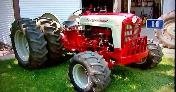 Front Duals For Tractors : Rollerman custom ford jubilee w duals front assist