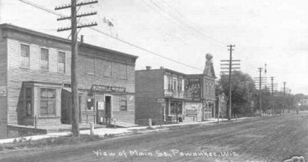The Start Of Pewaukee Door County Wisconsin Milwaukee Wisconsin