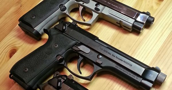 Beretta 92 addiction