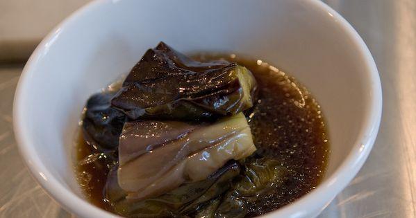 Simmered Japanese Eggplants   JapanesE / OkinawaN CuisinE   Pinterest ...