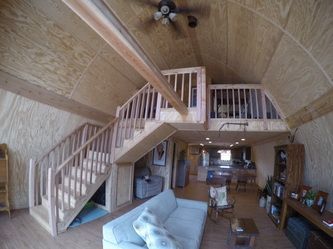 Gallery Welcome To Arched Cabins Arched Cabin Tiny Home Cost Cheap Tiny House