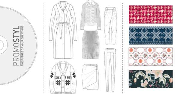 Promostyl - Women trend book   Fashion cads   Pinterest