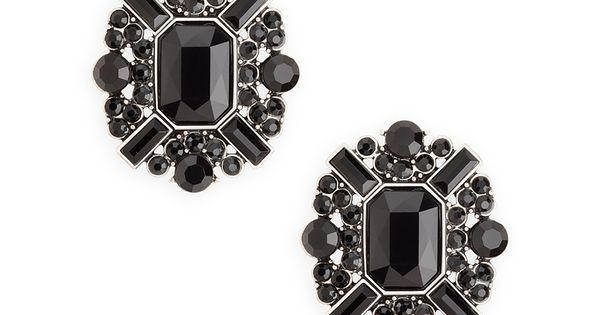 Raven Earrings - JewelMint