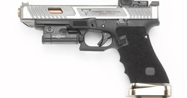Taran Tactical Combat Master Glock G34 Platinum Edition
