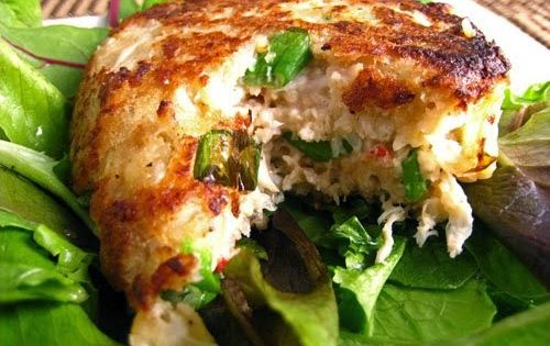 Weight Watchers Maryland Crab Cakes Recipe