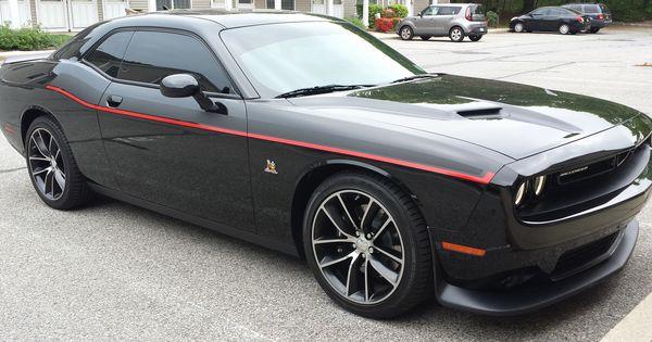 2015 2016 2017 2018 2019 2020 2021 Dodge Challenger 15 Rt Classic Stripes Vinyl Graphics Stripes Decals Kit Fits Sxt Sxt Plus Gt Awd R T R T Plus Dodge Challenger Challenger 2018 Dodge Challenger